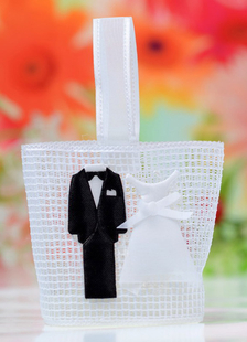 white-square-bride-groom-wedding-favor-bags-set-of-12