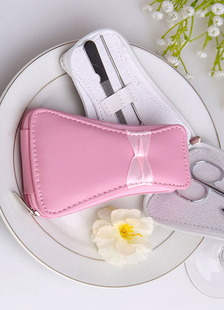 sweet-pink-dress-alloy-creative-gifts-manicure-set