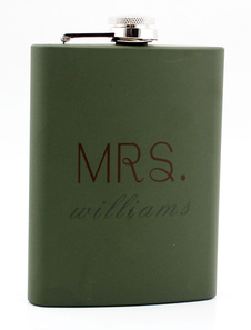 personalized-stainless-steel-stylish-wedding-flask