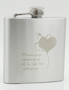 chic-stainless-steel-personalized-flask-for-wedding-6-ounce