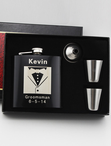 wonderful-stainless-steel-personalized-flask-for-wedding-6-ounce