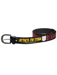 Cosplay elegante cintura in pelle con attacco modello Titan