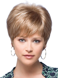 fashion-flaxen-side-parting-heat-resistant-fiber-short-wig-for-women
