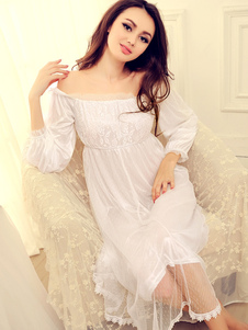 new-arrival-charming-cost-effective-lace-semi-sheer-ruffles-sexy-dress-for-woman