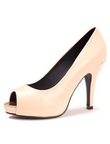 nude-peep-toe-shoes