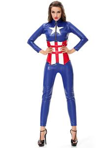 halloween-blue-captain-america-costume-for-women