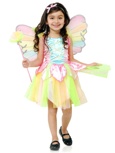 girl-fairytale-costumes-with-rainbow-pattern
