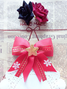 Red Bow Christmas Sidepin
