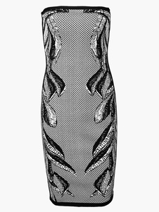 rayon-strapless-bodycon-dress