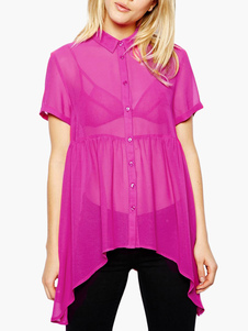 candy-color-loose-chiffon-blouse