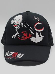 Image of Tokyo Ghoul Kaneki Ken Cappello alla Moda Anime Cappello Carneva