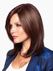 fashion-brown-side-parting-urban-heat-resistant-fiber-medium-wig
