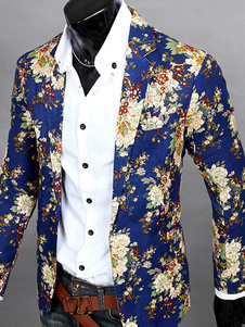casual-floral-print-cotton-blend-men-casual-suits