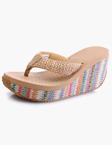 wedge-heel-thong-toe-woman-flip-flops
