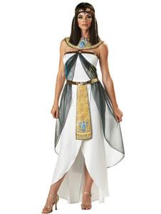 Halloween Sexy Cleopatra Vestido Egipto Reina Disfraz Cosplay Halloween