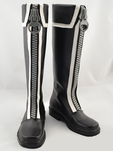 Image of D. Gray Man Allen Walker Cool Cosplay Scarpe  Carnevale