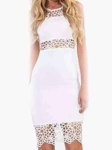 white-lace-midi-dress