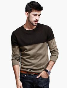 crewneck-knitted-cotton-blend-men-pullover-knitwear