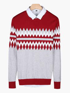 crewneck-long-sleeves-jacquard-cotton-pullover-knitwear