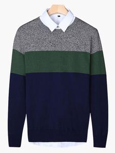 smart-crewneck-cotton-men-pullover-knitwear