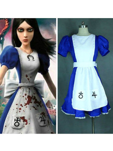 Image of Alice: Madness Returns Alice Maid Dress ecopelle  Carnevale
