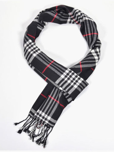 men-plaid-scarves-for-fall-winter