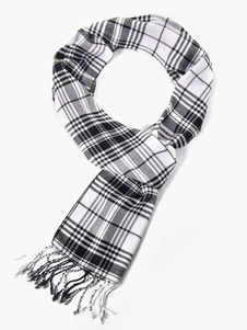 classic-plaid-men-scarves-for-fall-winter