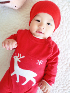 cute-fawn-red-christmas-costumes-for-kids