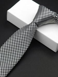 Image of Abito in poliestere high-end classico cravatta per gli uomini