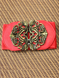 Image of Cintura di Spandex stile Boemia elastico dell'annata