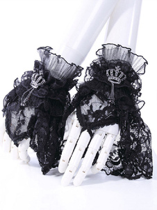 short-lace-gloves-costume-accessories