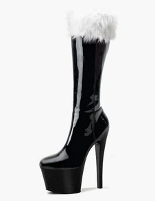 sexy-paltform-high-boots-with-faux-fur