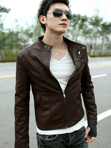 stand-collar-boxer-leather-jacket