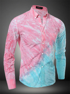 ombre-casual-shirt