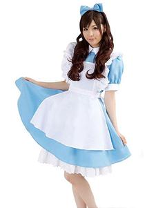 Image of Costume cosplay di Alice Alice In Wonderland Alice Costume 2019