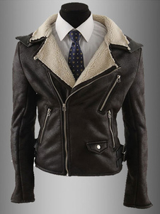zipped-pu-leather-moto-jacket-for-man