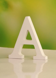 white-wood-letter-wedding-decorations-from-a-z