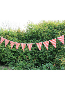 striped-specialty-paper-pennant-wedding-decorations