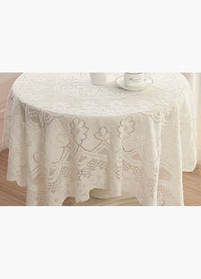 ivory-plum-blossom-lace-polyester-tablecloth