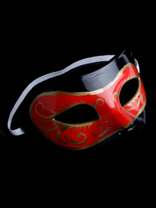 halloween-men-s-red-paint-synthetic-mask-for-mardi-gras