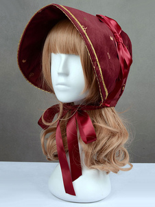 dark-red-bows-velvet-lolita-hat