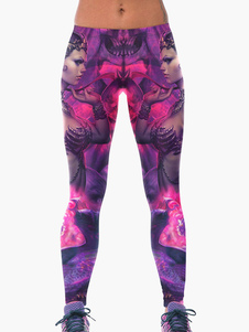 fashion-printed-polyester-leggings-for-women
