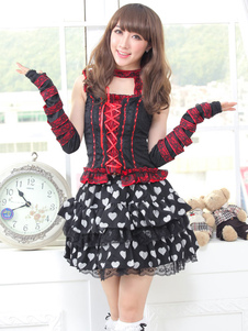 red-lace-polyester-lolita-corset-for-women