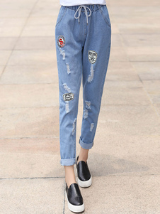 blue-causal-ripped-denim-jeans-for-women