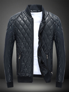 blue-pu-leather-moto-jacket-for-men