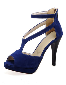 blue-pu-fashion-sandals-for-women