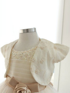 champagne-cotton-flower-girl-shawl-with-flowers