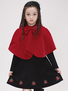 red-rayon-girl-wedding-shawl-with-bows