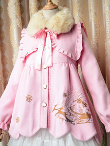 pink-ruffles-terry-lolita-jackets-for-girls