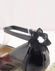 black-lace-flower-women-shoes-accessories